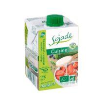 SOJADE Κρέμα γάλακτος σόγιας - 200ml