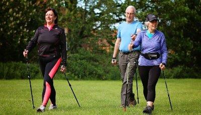 Άσκηση και υγεία με Nordic Walking