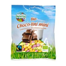 OKOVITAL Πολύχρωμα κουφετάκια σοκολάτας - 100g