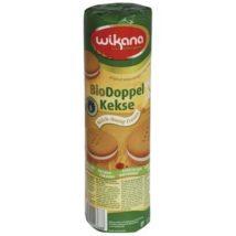 WIKANA Μπισκότα ολικής άλεσης με κρέμα-γάλα-μέλι - 330g