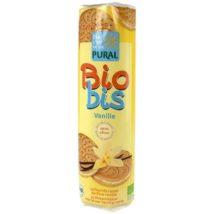PURAL Μπισκότα με γέμιση βανίλιας - 300g