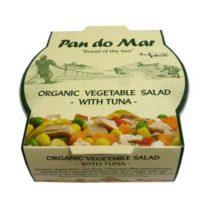 PAN DO MAR Τονοσαλάτα με λαχανικά - 250g