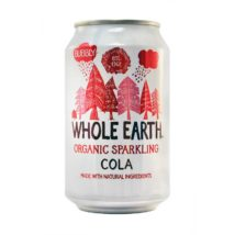 WHOLE EARTH Αναψυκτικό cola Χ/Ζ - 330ml