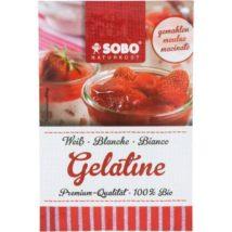 SOBO Ζελατίνη σκόνη (κολλαγόνο) - 9g