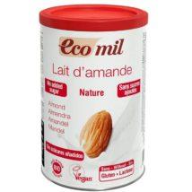 ECOMIL Γάλα αμυγδάλου Χ/Ζ σε σκόνη - 400g
