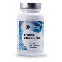 Systemic vitamin C plus 915mg - 120tabs - VIOGENESIS