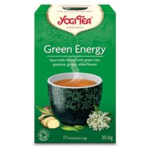 YOGI TEA Green Energy - 17 φακελάκια