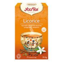 YOGI TEA Licorice - 17 φακελάκια