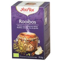 YOGI TEA Rooibos - 17 φακελάκια