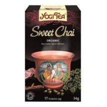 Τσάι Sweet Chai - 17 φακελάκια - YOGI TEA