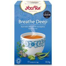 Τσάι Breath Deep - 17 φακελάκια - YOGI TEA