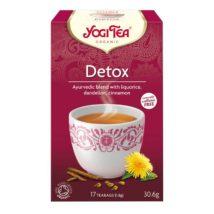 Τσάι Detox - 17 φακελάκια - YOGI TEA