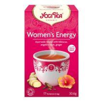 Τσάι Women's Energy - 17 φακελάκια - YOGI TEA