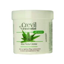 CREVIL COSMETICS Aloe vera essential cream (ενυδατική κρέμα με αλόη) - 250ml