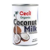 CECIL Γάλα καρύδας - 400ml
