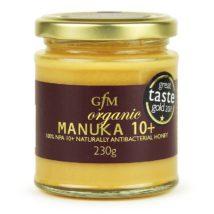 GFM Μέλι manuka 10+ - 230g