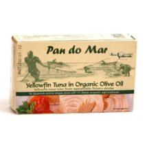 PAN DO MAR Τόνος λευκός σε ελαιόλαδο - 120g