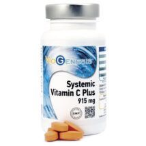 Systemic vitamin C plus 915mg - 120tabs - VIOGENESIS
