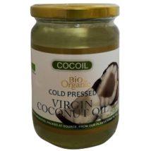 Λάδι καρύδας παρθένο - 500ml - COCOIL