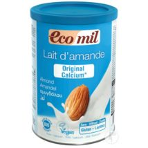 ECOMIL Γάλα αμυγδάλου με ασβέστιο σε σκόνη - 400g
