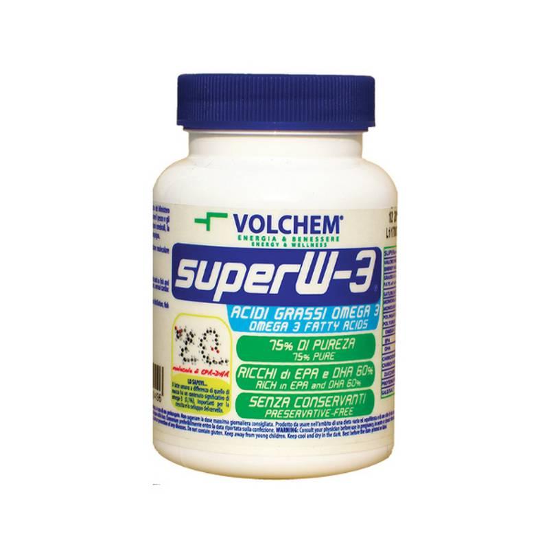 VOLCHEM Super Omega3 100 κάψουλες 500mg 75% EPA DHA