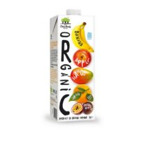 ΧΡΙΣΤΟΔΟΥΛΟΥ Χυμός πορτοκάλι-μήλο-μπανάνα-μάνγκο-passion - 1L