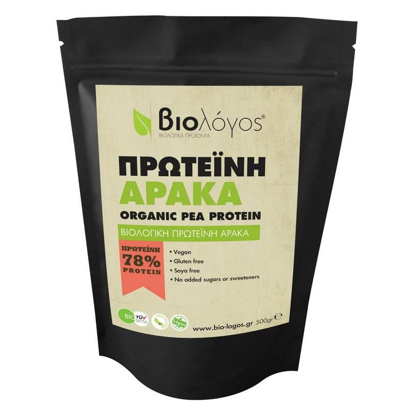 ΒΙΟΛΟΓΟΣ Πρωτεΐνη αρακά - 500g