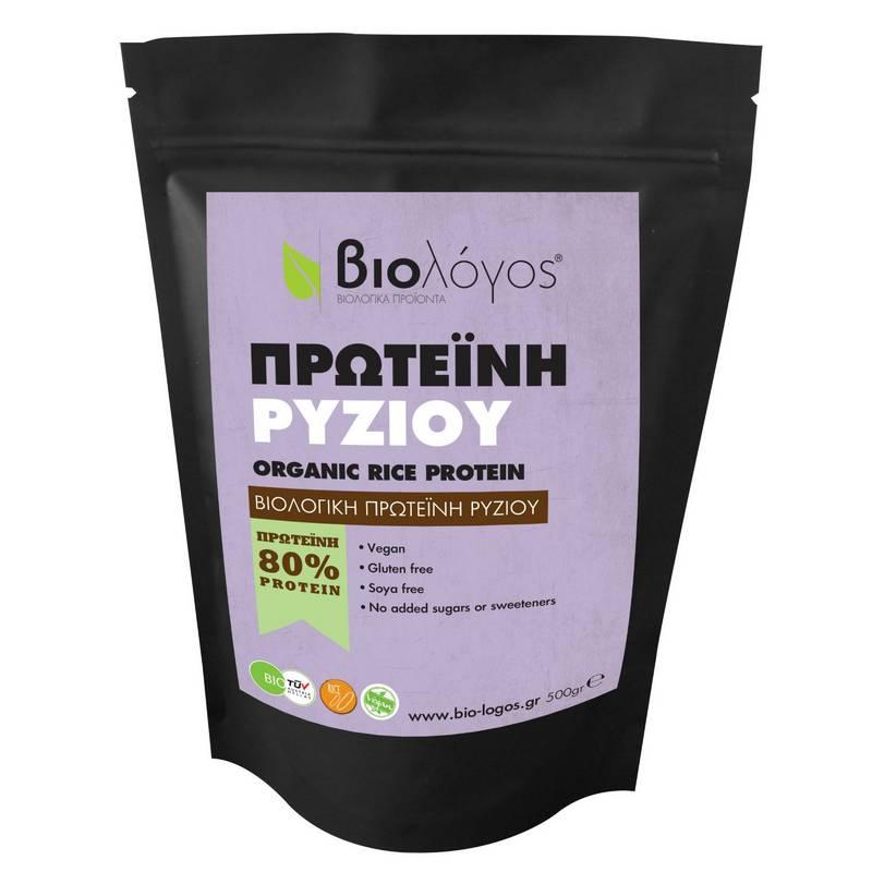 ΒΙΟΛΟΓΟΣ Πρωτεΐνη ρυζιού - 500g