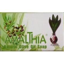Σαπούνι ελαιολάδου με αγριοκρεμμύδα - 125g - ΑΜΑΛΘΕΙΑ