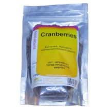 HEALTHTRADE Cranberry με ακατέργαστη ζάχαρη - 150g