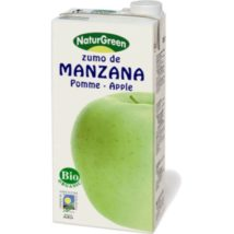NATUR GREEN Χυμός πράσινου μήλου Χ/Ζ - 1L