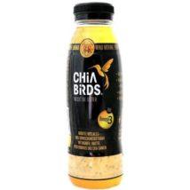 CHIA BIRDS Ενεργειακό ρόφημα chia - πράσινο τσάι - 330ml