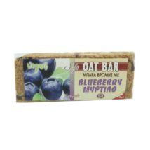 CAPTAIN QUICK Μπάρα βρώμης με blueberry - 90g