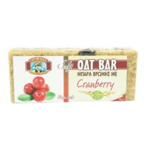 CAPTAIN QUICK Μπάρα βρώμης με cranberry - 90g