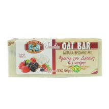 CAPTAIN QUICK Μπάρα βρώμης με φρούτα δάσους-γιαούρτι - 100g